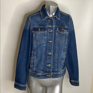 Universal Thread Trucker Jean Jacket Size Medium